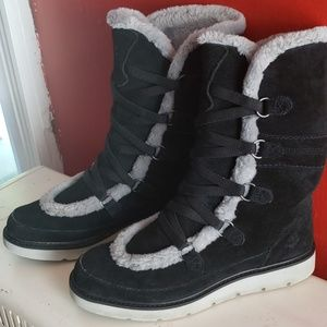 Timberlands snow boots